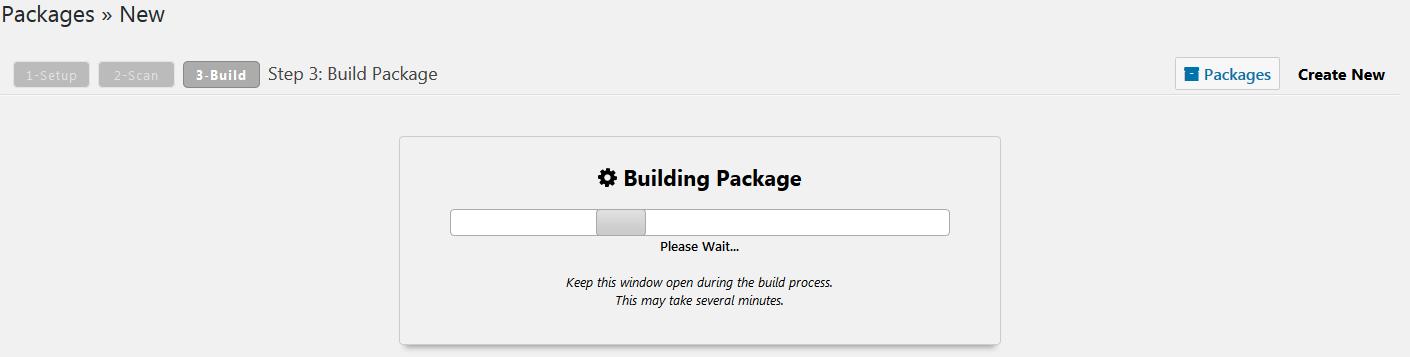 Immagine della guida Come migrare un sito WP con Duplicator del sito Cionfs.it