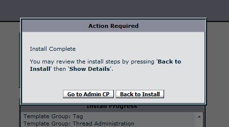 Come installare vBulletin 4