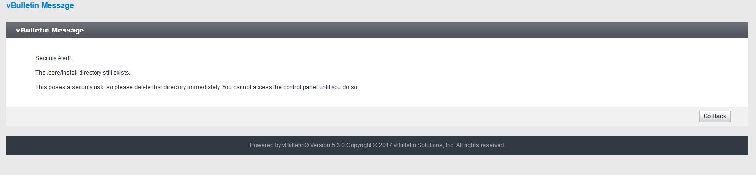 Come fare l'upgrade da vBulletin 4 a vBulletin 5