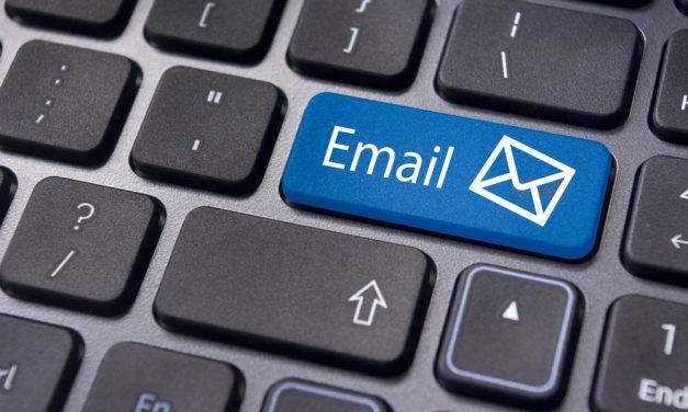 Come creare una casella email su plesk