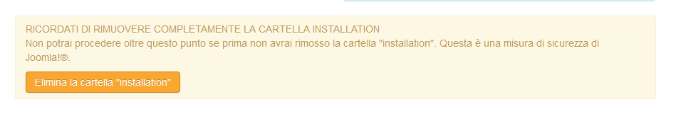 Come installare Joomla! 3