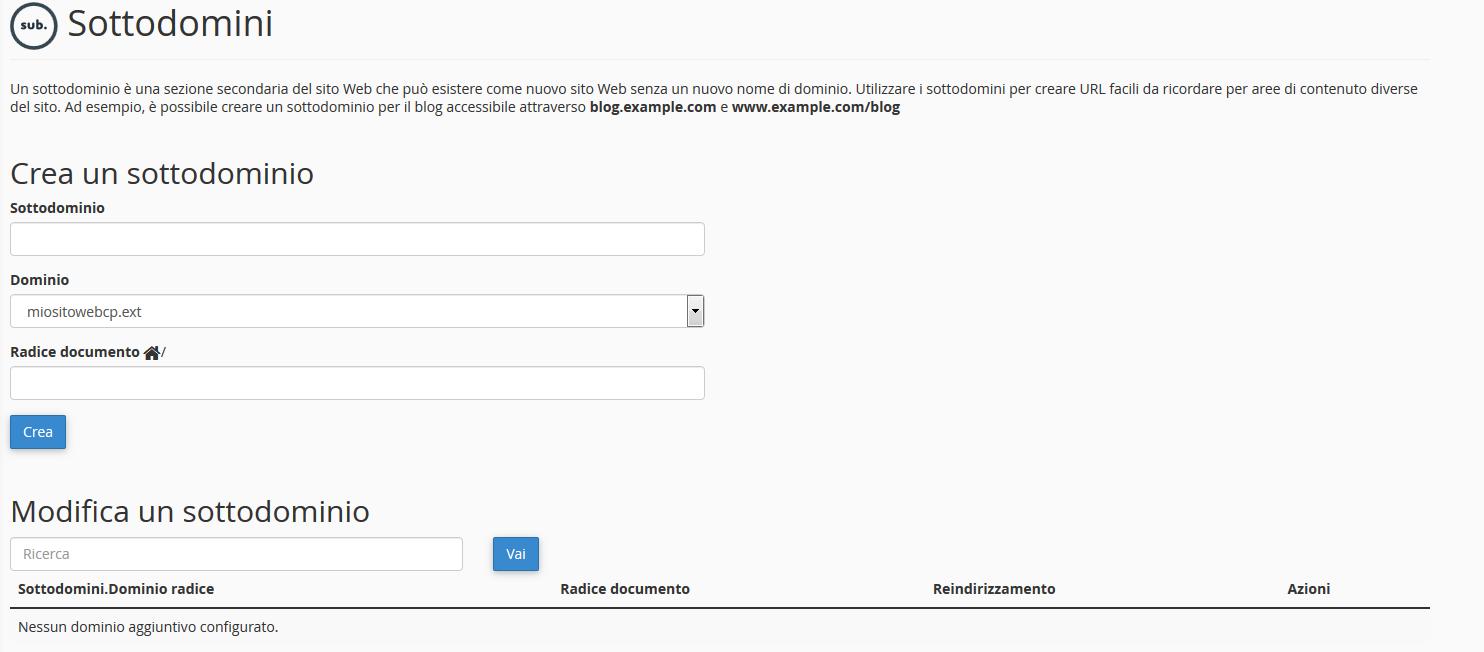 Immagine della guida Come scegliere il servizio hosting del sito Cionfs.it