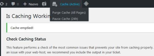 Immagine della guida Varnish: il reverse proxy con cache per WP del sito Cionfs.it