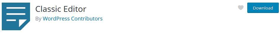 Immagine della guida Gutenberg: disabilitare in 3 modi l'editor a blocchi del sito Cionfs.it